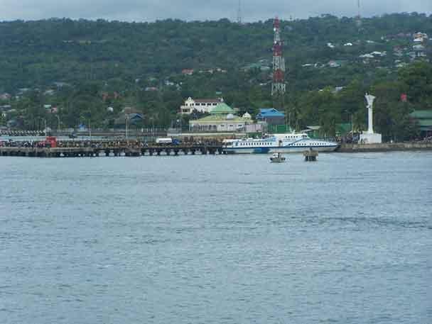 Pelabuhan Bau Bau