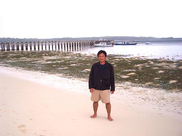 Dermaga Hoga | Pulau Hoga
